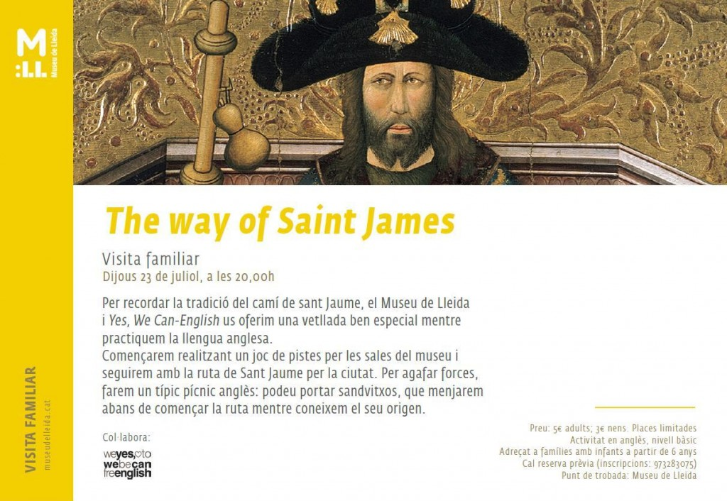 The way of saint James 2015
