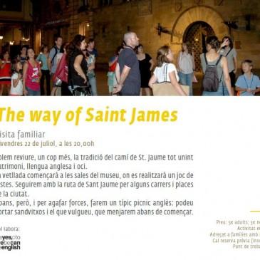 The Way of Saint James, en família
