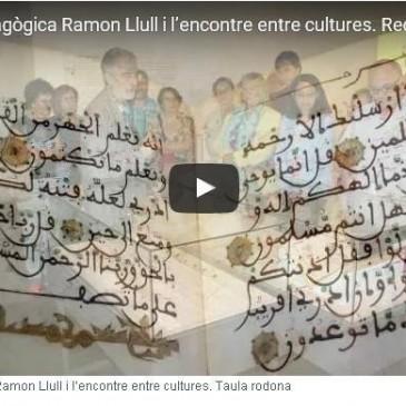 Trobada pedagògica al voltant de la figura de Ramon Llull