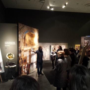 Presentació de la proposta educativa de l'exposició: Granados, de Paris a Goya