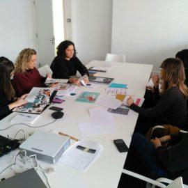 Reunió de la comissió d'educació de la Xarxa de Museus de Lleida i Aran