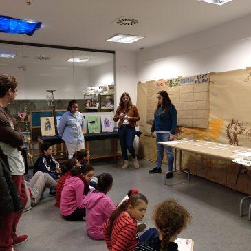 Projecte amb estudiants de doble Grau d'educació infantil i primària (UdL)