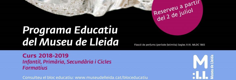 Programa educatiu escolar curs 2017 -2018