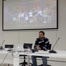 """El Museu de Lleida a les """"Jornadas Profesionales. Sesión abierta. La mediación cultural en el museo"""" (Irún)."""