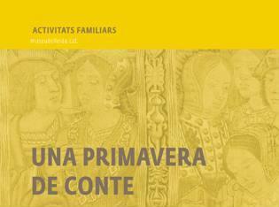Una primavera de conte al Museu de Lleida